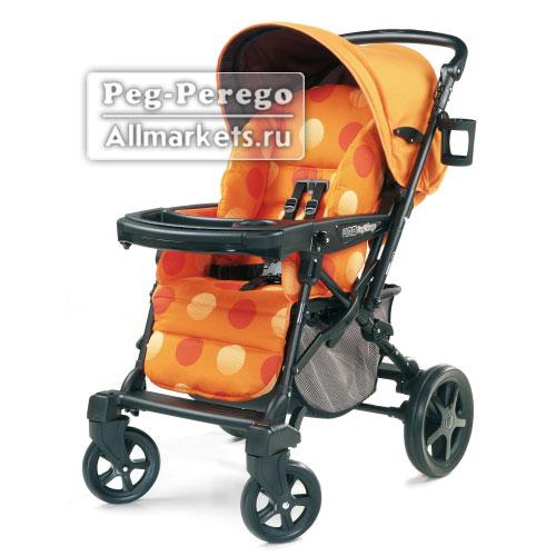 Peg-Perego (Пег-Перего) Uno Revi Orange.