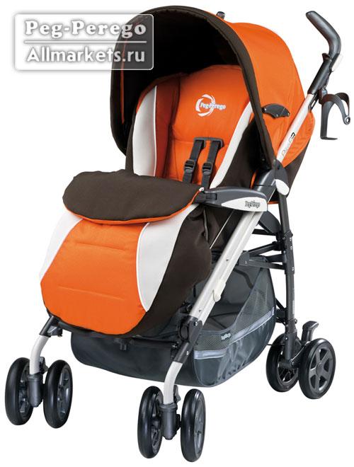 Прогулочная коляска Pliko P3 Completo...