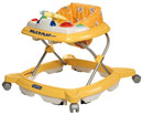 Ходунки Peg-Perego Walk`n Play Jumper Orsi Giallo