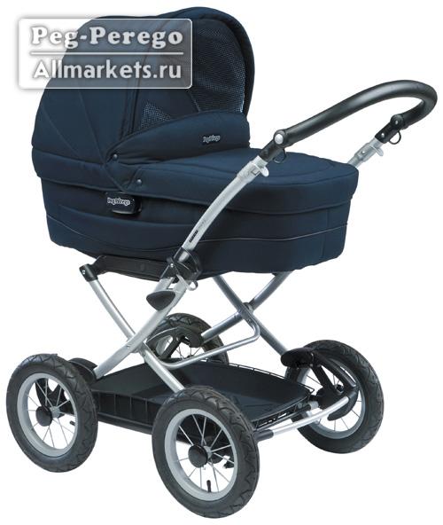 Продам коляску-люльку Peg-Perego Culla Auto Sophia с шасси VELO в отличном состоянии после одного ребенка.
