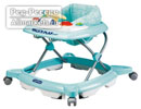 Ходунки Peg-Perego Walk`n Play Jumper Savana Azzurro