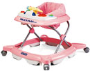 Ходунки Peg-Perego Walk`n Play Jumper Savana Rosa