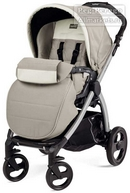 PEG-PEREGO Book Plus Total Silver Avana - ПРОГУЛОЧНЫЙ ВАРИАНТ