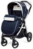 PEG-PEREGO Book Plus Total Silver Luna - ПРОГУЛОЧНЫЙ ВАРИАНТ