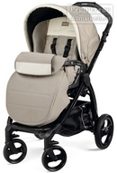 PEG-PEREGO Book Plus Total Black Avana - ПРОГУЛОЧНЫЙ ВАРИАНТ