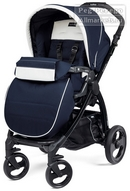 PEG-PEREGO Book Plus Total Black Luna - ПРОГУЛОЧНЫЙ ВАРИАНТ