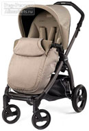 Peg Perego Book Plus Pop-Up Completo Cream