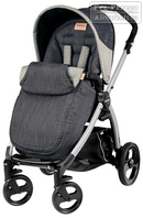 Peg Perego Book Plus Pop-Up 51 Completo Denim