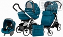 Peg Perego Book Plus Pop-Up 51 Completo Modular Saxony Blue 4 in 1