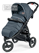 Peg Perego Book Cross Blue Denim