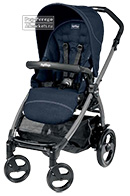 Peg Perego Book Plus Pop-Up Sportivo Mod Navy