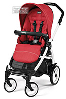 Peg Perego Book Plus Pop-Up Sportivo Mod Red