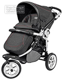 Peg Perego GT3 Completo Black Denim 2016