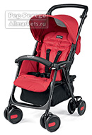 Peg Perego Aria Shopper Mod Red