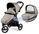 Peg-Perego Modular Book Cross 2 в 1 Luxe Grey