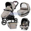 Peg-Perego Modular Book Cross 3 в 1 Luxe Grey