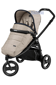 Peg-Perego Book Scout Pop-Up Luxe Beige