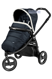 Peg-Perego Book Scout Pop-Up Luxe Blue