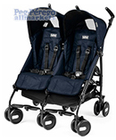 Peg-Perego Pliko Mini Twin Mod Navy