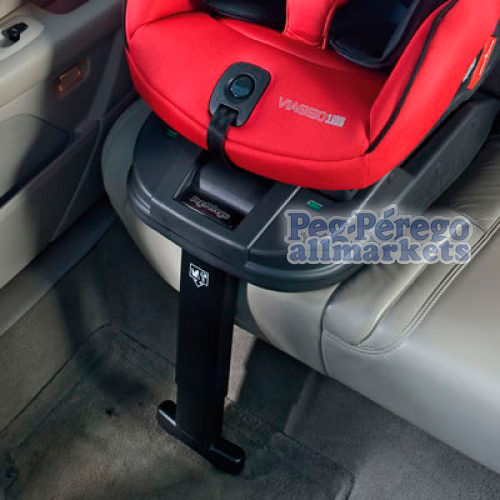 автокресло peg perego viaggio 1 duo-fix k на базе Isofix