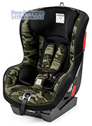 Peg-Perego Viaggio 1 Duo-Fix K Camo Green