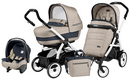 Peg-Perego Book 51 Elite Modular 3 в 1 Luxe Beige
