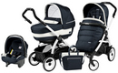 Peg-Perego Book 51 Elite Modular 3 в 1 Luxe Blue