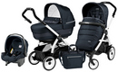 Peg-Perego Book 51 Elite Modular 3 в 1 Luxe Bluenight