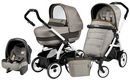 Peg-Perego Book 51 Elite Modular 3 в 1 Luxe Grey