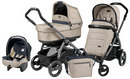 Peg-Perego Book 51 Pop Up Modular 3 в 1 Luxe Beige
