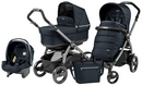 Peg-Perego Book 51 Pop Up Modular 3 в 1 Luxe Bluenight