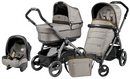 Peg-Perego Book 51 Pop Up Modular 3 в 1 Luxe Grey