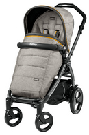 Peg-Perego Book 51 Pop-Up Luxe Grey