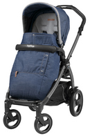Peg-Perego Book 51 S Pop-Up Urban Denim