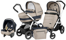 Peg-Perego Book 51 S Elite Modular 3 в 1 Luxe Beige