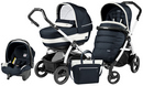 Peg-Perego Book 51 S Elite Modular 3 в 1 Luxe Blue