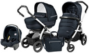 Peg-Perego Book 51 S Elite Modular 3 в 1 Luxe Bluenight