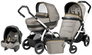 Peg-Perego Book 51 S Elite Modular 3 в 1 Luxe Grey