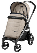 Peg-Perego Book 51 S Pop-Up Luxe Beige
