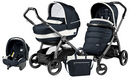 Peg-Perego Book S Elite Modular 3 в 1 Luxe Blue