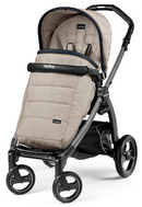 Peg-Perego Book S Pop-Up Luxe Beige