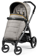 Peg-Perego Book S Pop-Up Luxe Grey