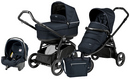 Peg-Perego Book Scout Pop-Up Modular 3 в 1 Luxe Bluenight