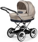 Peg-Perego Culla Luxe Beige Chrome