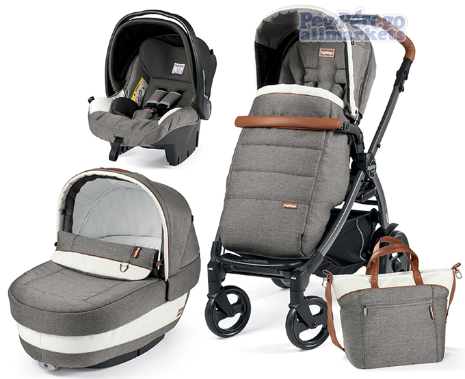 КОЛЯСКА PEG PEREGO POLO ELITE MODULAR 3 В 1