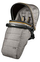 Peg Perego Seggiolino Pop-Up Luxe Grey