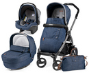 Peg-Perego Book 51 Elite Modular 3 в 1 Urban Denim