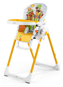 Peg-Perego Prima Pappa Zero 3 Fox and Friends