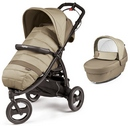 Peg-Perego Modular Book Cross 2 в 1 Class Beige