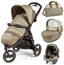Peg-Perego Modular Book Cross 3 в 1 Class Beige